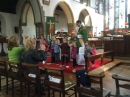 Children at Harvest Service