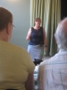 Talk by Rev Sharon on her visit to Holy Land No 1