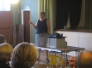 Talk by Rev Sharon on her visit to Holy Land No 5