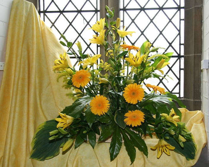 St Marys Haxby And St Nicholas Wigginton Flowers