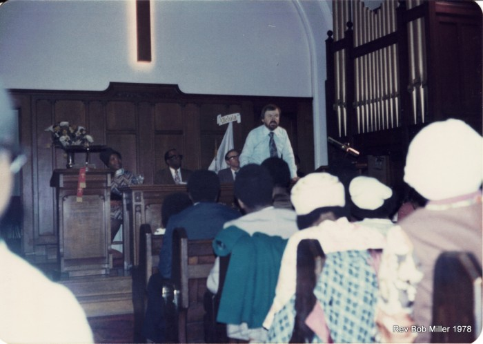 14 Church of Christ Leichester - Preaching