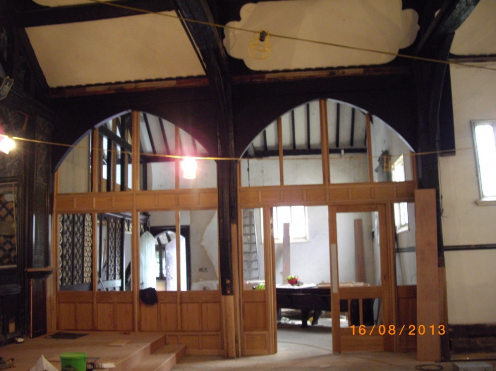 Looking into Community Room