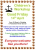 Good Friday Workshop