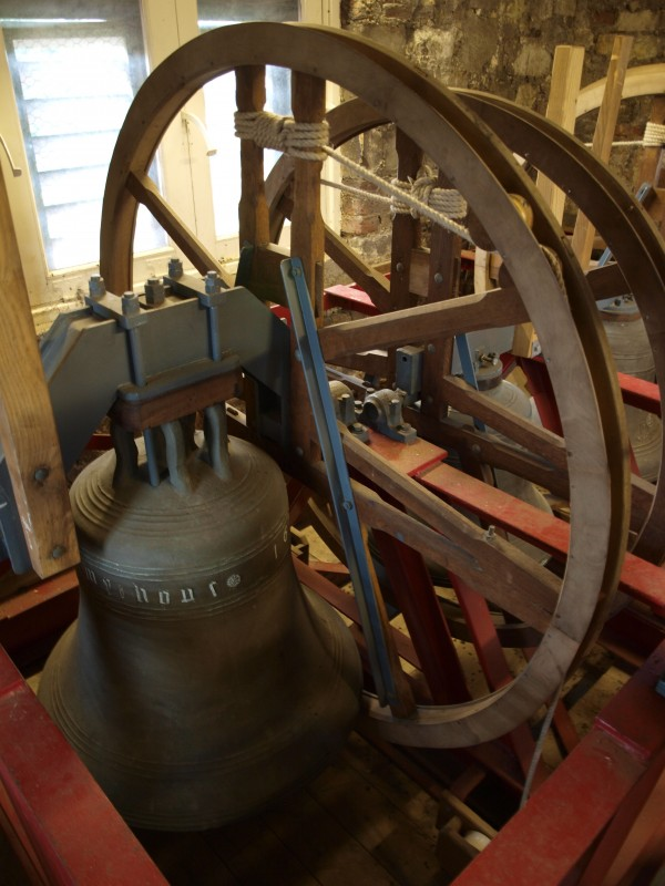 Bell and Wheel