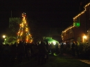 Click here to view the 'Lighting of the Christmas Tree' album