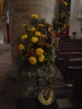 Harvest Flowers in Saint Cross