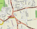 Open Map of how to get to All Saints' Sedgley
