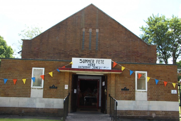 All Saints' Summer Fete 2016 1