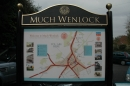 Much Wenlock Map