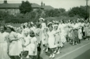 11 Sunday School Parade 1950s