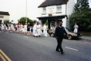 Mid-80s Church Anniversary Procession, All Saints'  1
