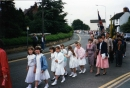 Mid-80s Church Anniversary Procession, All Saints'  2