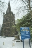 Click here to view the 'All Saints' snow Jan 2013' album