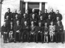 Sedgley Fire Watchers at The Limes,1944
