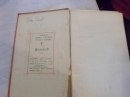 1916 Sunday School presentation book signed by Swindell