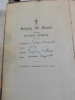 Two Shipmates book signed by William Sargeant and teacher Evelyn Hartill