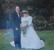 #2 Marriage of Christopher Parker to Sarah Probin at St Andrew's, 23/4/1994.