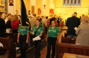 #7 St John Ambulance take their standard from church.