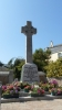 #1 Cornwall. The memorial cenotaph by St Ia's church St Ives
