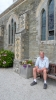 #10 Outside the church at St Mawes