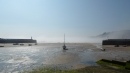 #13 Near St Ia's - morning mist in the harbour at St Ives