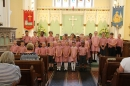 St Chad's School Choir.