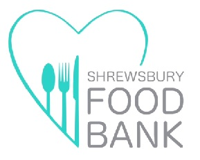 shrewsbury food bank logo