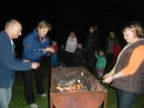 Toasting Marshmallows for