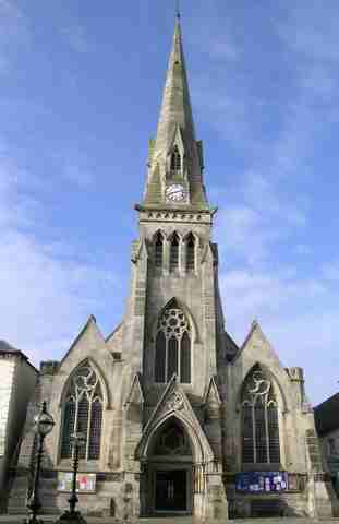 St ives free church st ives free church united reformed is an active