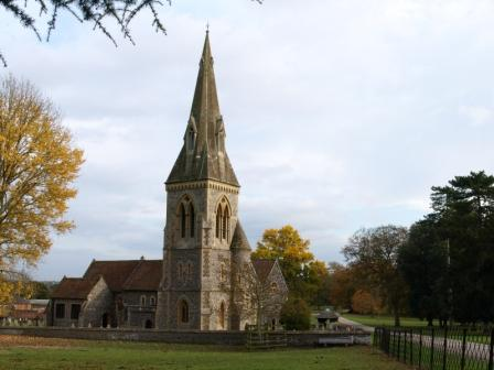 St marks englefield history of st mark 39 s St mark s church englefield