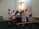 Click here to view the 'Baptism Service 24th May 2015' album