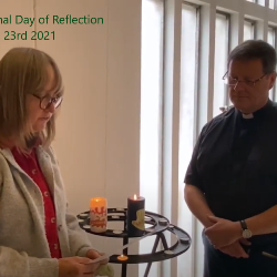 Open Video - National Day of Reflection at St Mark's 23 Mar 2021