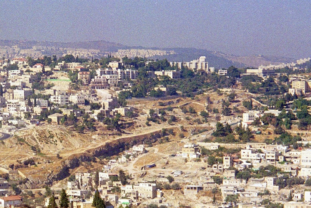 Valley of Hinnom, Jerusalem