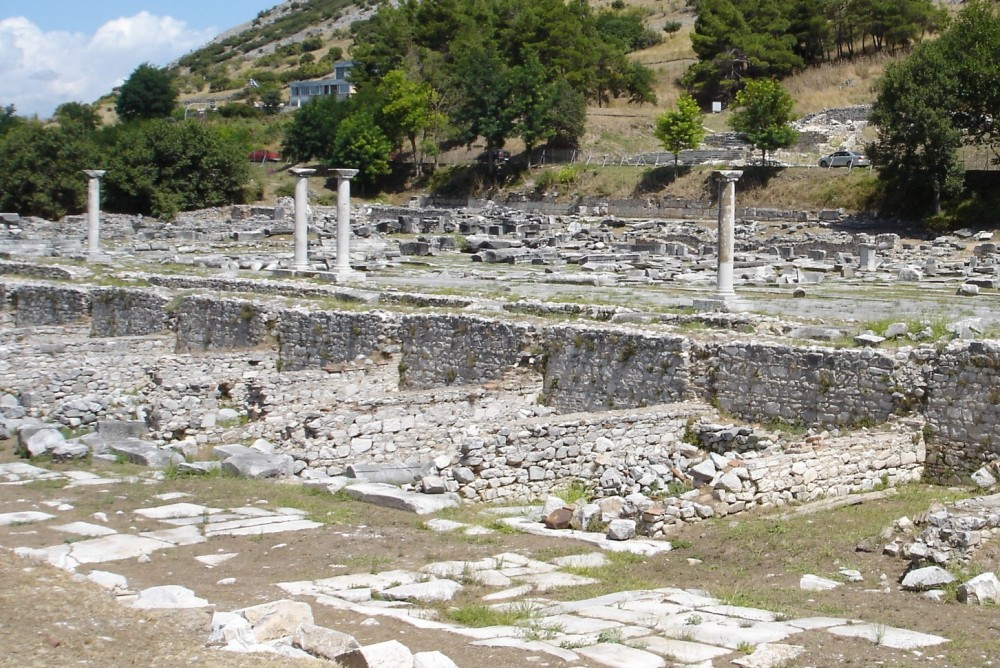 The Roman Forum at Philippi