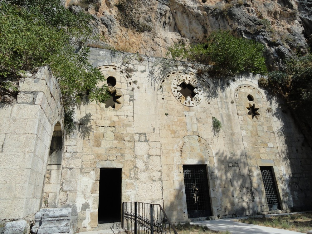 St Peter's Cave Church, Antioch in Syria