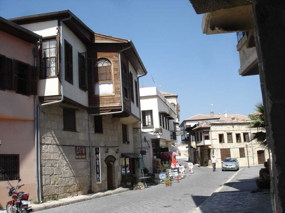 Street in Old Tarsus