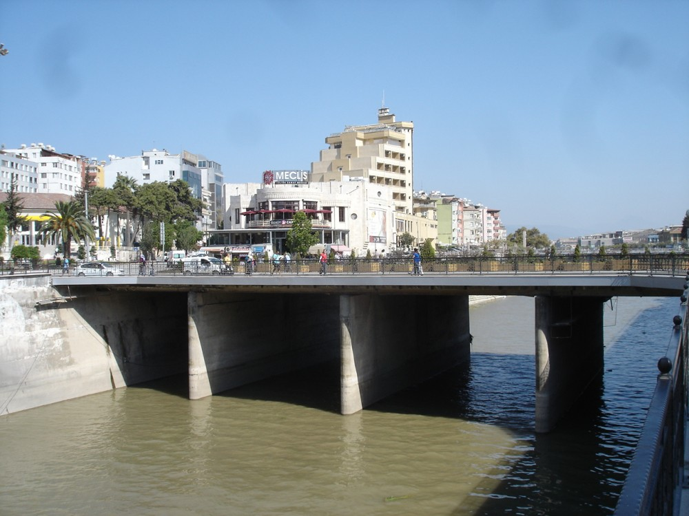 Rana Bridge, Antakya