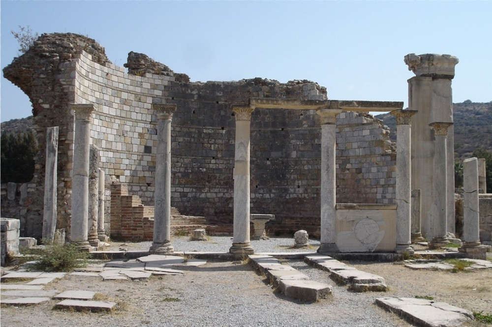 Church of Hagia Maria, Ephesus