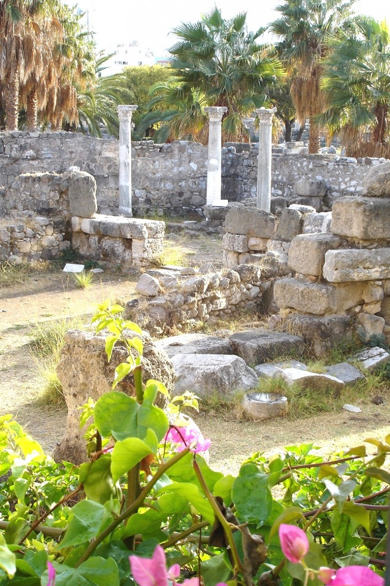The Roman Forum, Kos