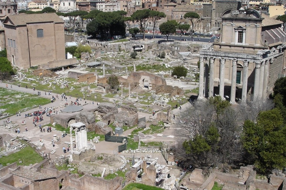 The Forum at Rome