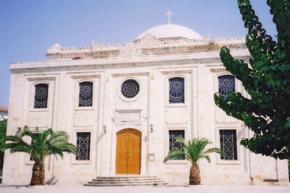 Agioa Titos Church in Heraklion