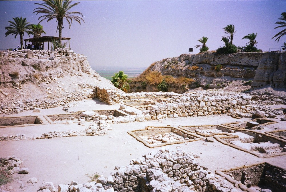 Excavations at Tel Megiddo