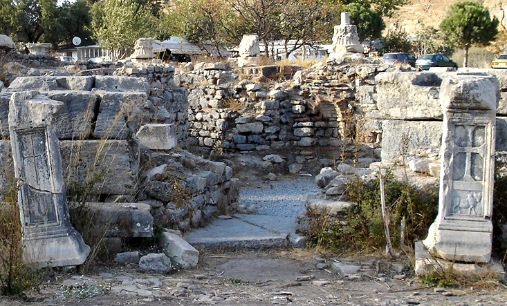 Tomb of St Luke, Ephesus