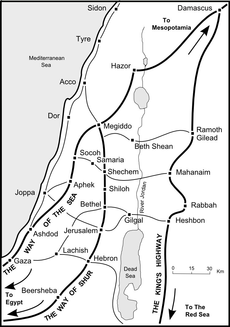 Image Result For Israel Map