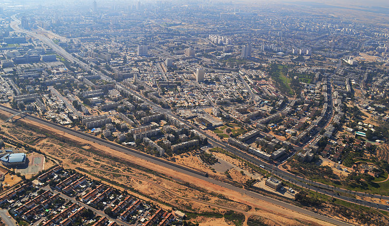 Centre of Beersheba