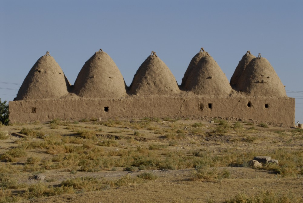Beehive houses at Harran