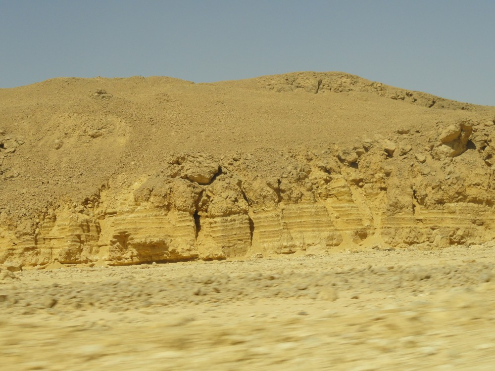 The Eastern Desert of Egypt