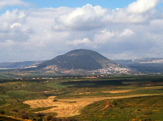 Mount Tabor (Eliot)