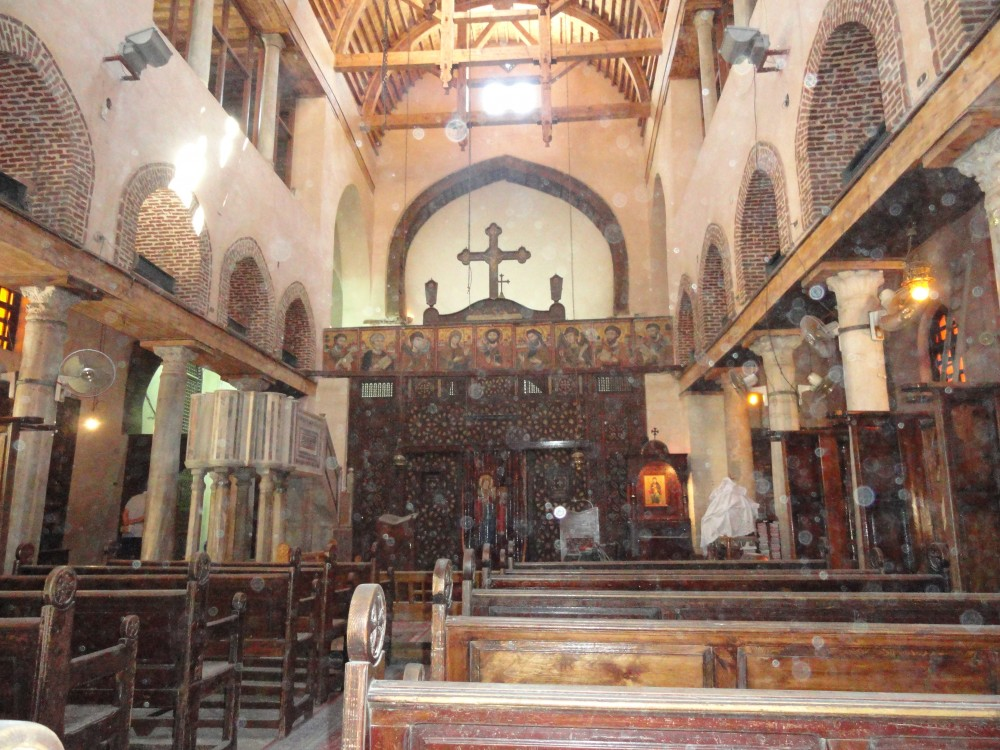 Church of St Sergius, Cairo