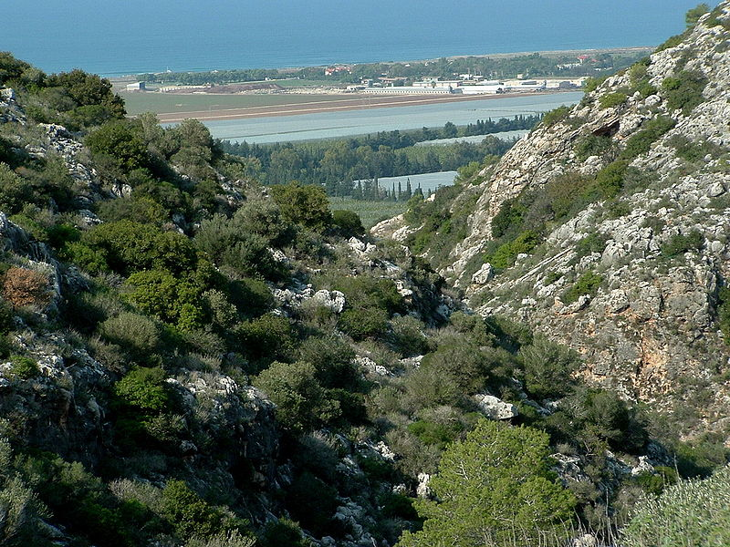 View from Mount Carmel (Hanay)